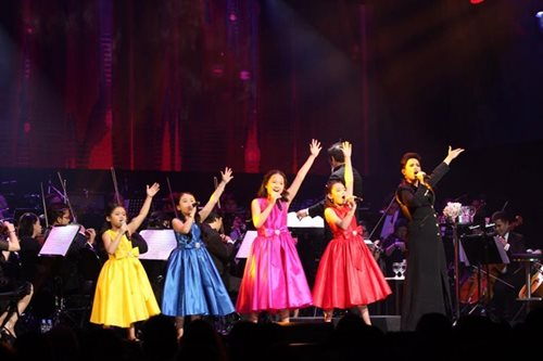 Review: Best Lea Salonga concert so far
