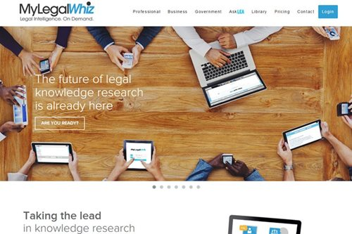 Know the law: Pinoy creates website offering legal assistance