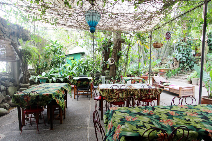 garden restaurants worth driving to from manila some even have bed and breakfasts so you can opt to stay for the weekend - Secret Garden Restaurant