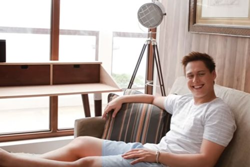 CELEBRITY HOMES: Enrique Gil's beach house in Batangas