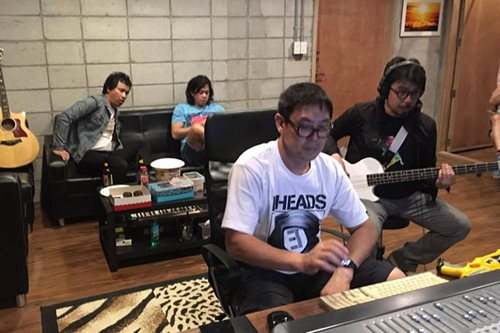 This Japanese has worked with OPM's who's who from The Dawn to Eraserheads