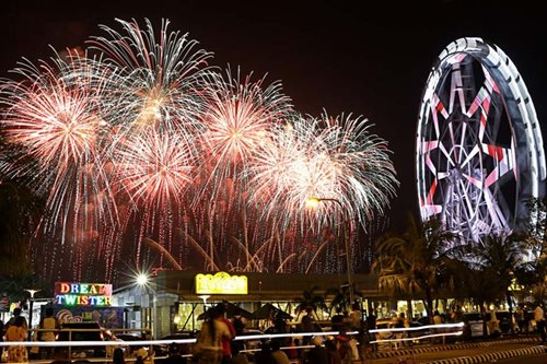Pyromusical competition moved to Pampanga amid Manila Bay cleanup