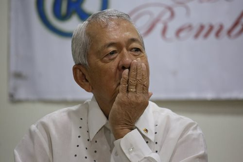 Yasay failed to report Banco Filipino loans to BSP: ex-central bank gov