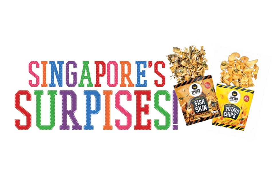 10 'pasalubong' ideas when visiting Singapore