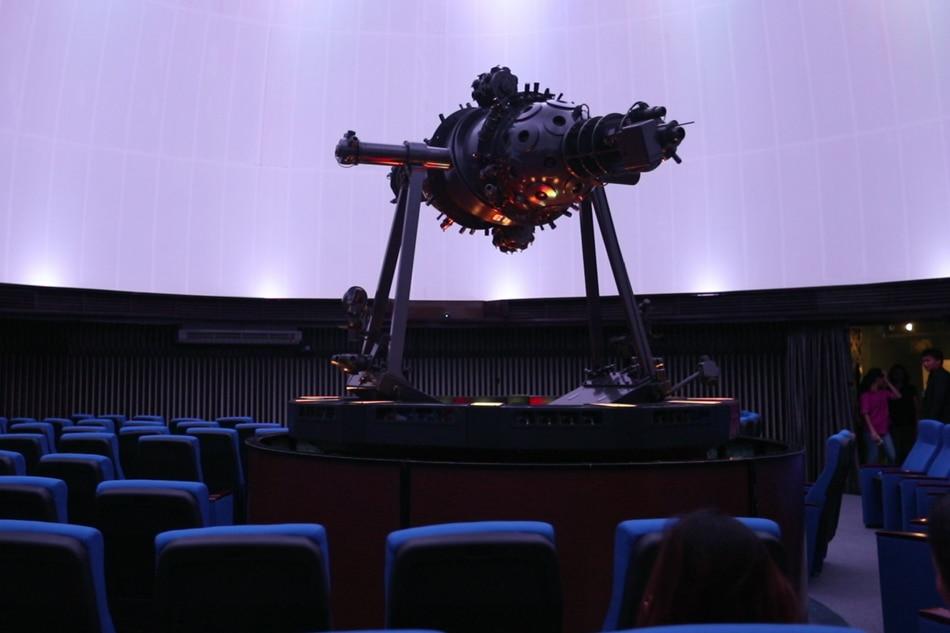 5 reasons to visit the reopened National Planetarium 2