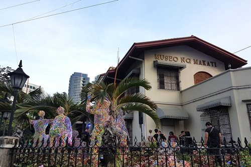 Art groups help revive Makati's dormant museum