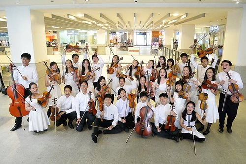 Manila Symphony Jr. Orchestra to represent PH in EU fest