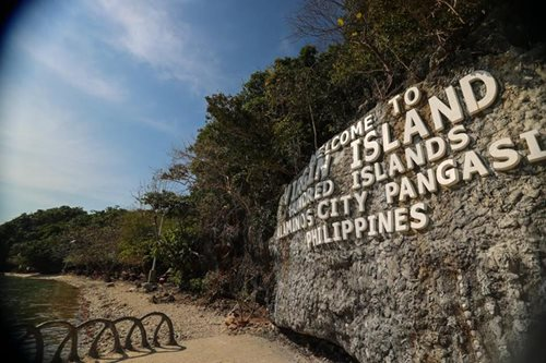Summer 2017: Go hopping in Pangasinan's Hundred Islands
