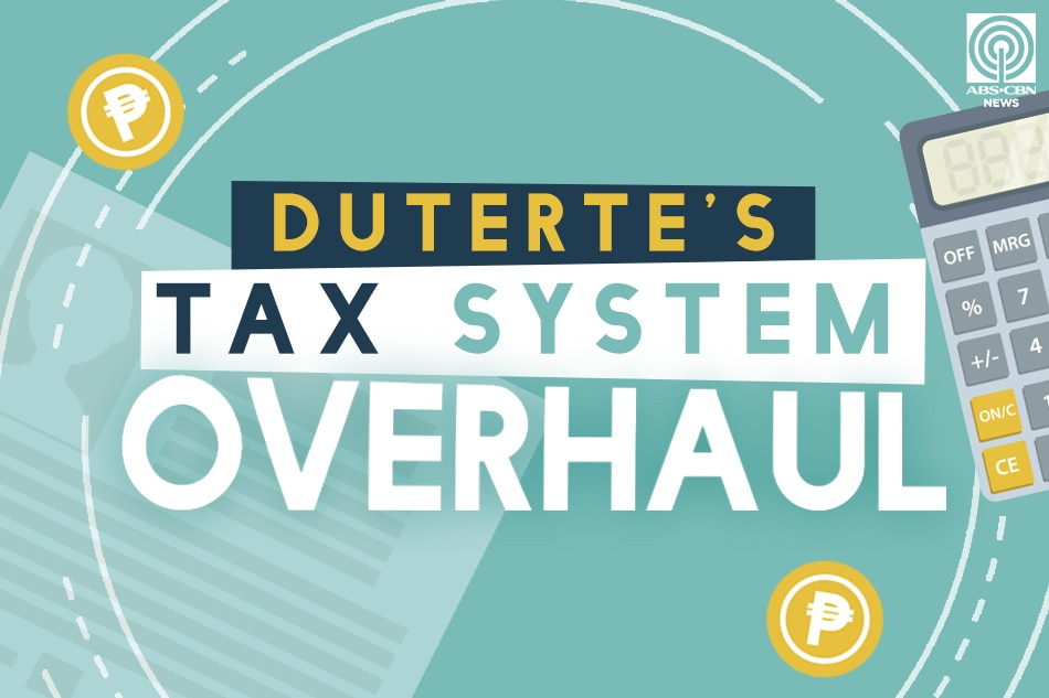 LOOK: Here are your savings under Duterte's tax system overhaul