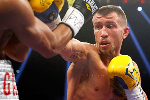 Boxing: Vasyl Lomachenko eyes a different catch before he is 40