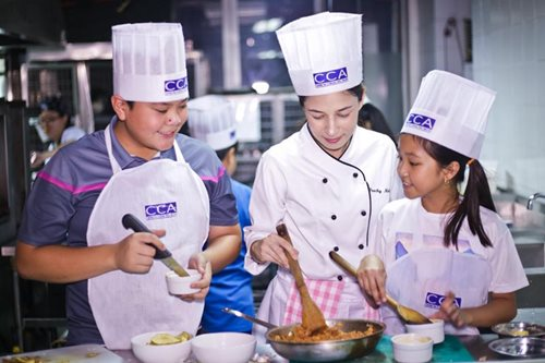 Summer idea: Cooking workshops for young aspiring chefs