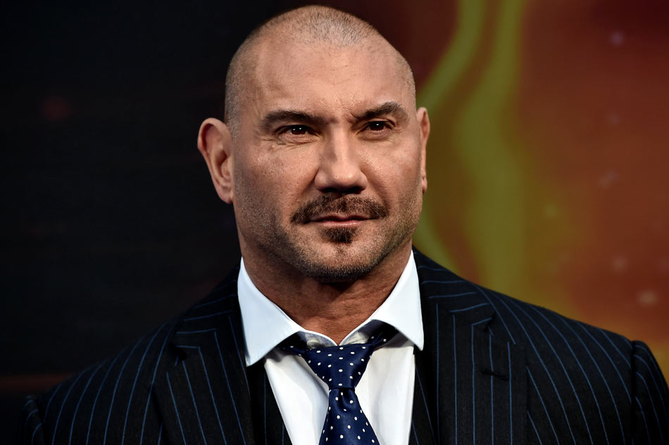 'Guardians' star Dave Bautista: 'I wear the Filipino flag ...