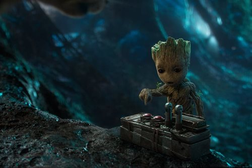 Movie review: Baby Groot, Drax steal the show in 'Guardians 2'