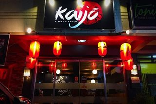 Las Pinas eats: Try Kaijo for wagyu, ramen