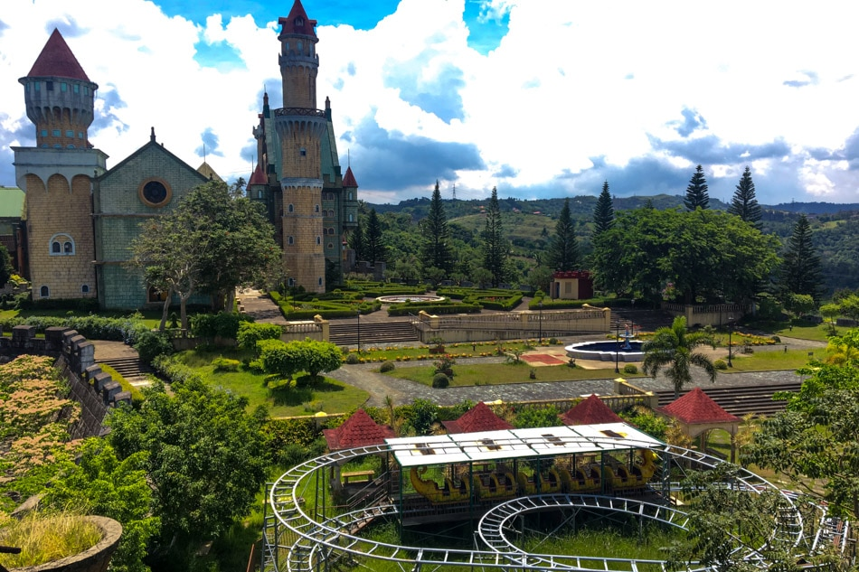 6 Things To Do At The Abandoned Castle In Batangas Abs