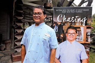 Chef Claude Tayag travels around PH for new food show