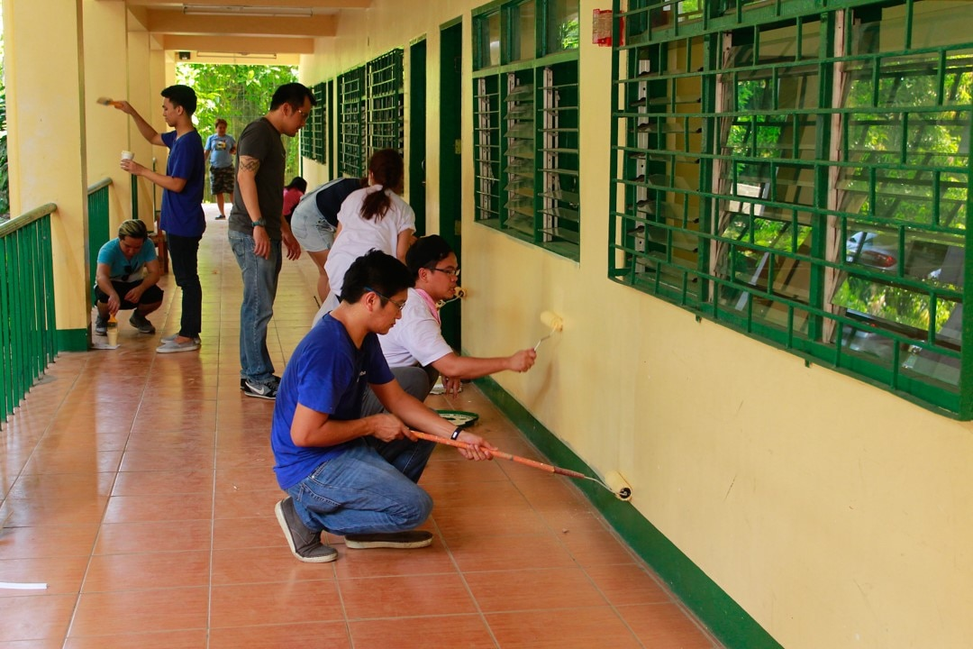 Concentrix PH advocates community volunteerism through Brigada Eskwela