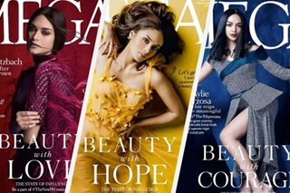 LOOK: Pia, Megan, Kylie look stunning in mag covers