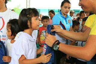 School supplies, classroom, tulong sa mga seryoso sa pag-aaral