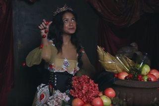 WATCH: Ylona shows off goofy side in fashion shoot