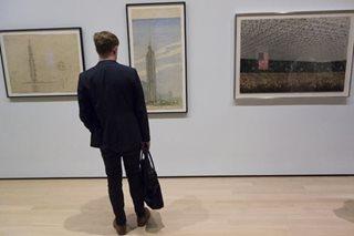 Unpacking a legend: NY spotlights Frank Lloyd Wright