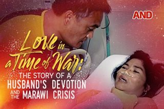Love in Times of War: The story of a husband's devotion and the Marawi Crisis