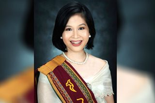 Girl diagnosed with lupus graduates cum laude from UP