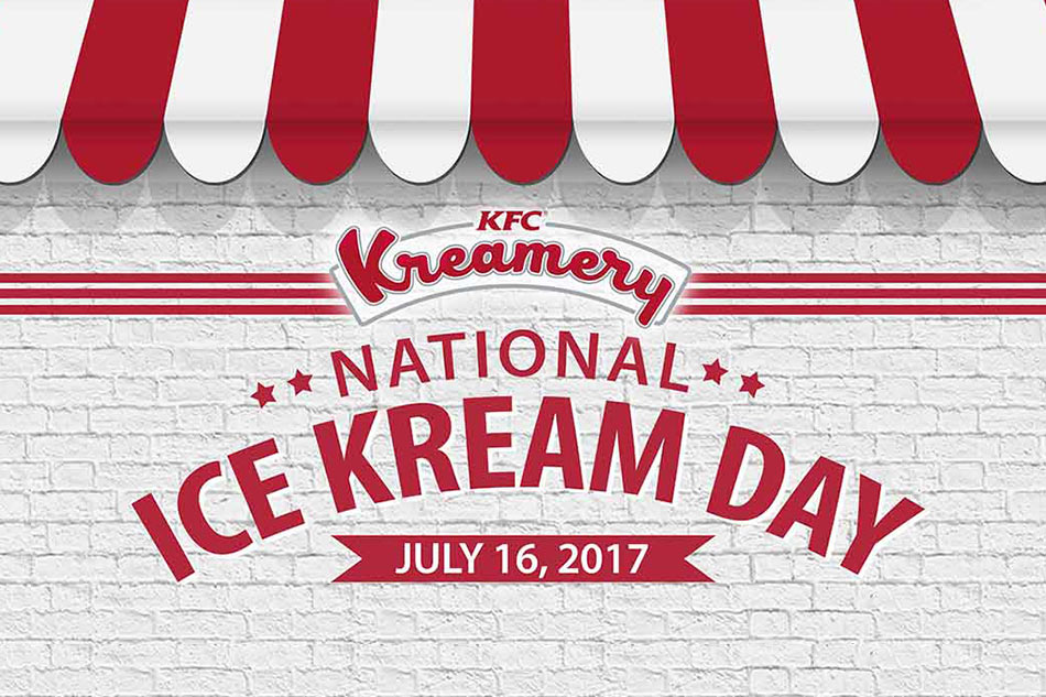 What is KFC National Ice Kream Day, and why you should check it out?