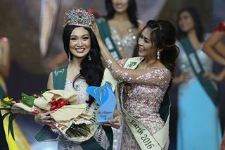 Sustainable-energy advocate crowned Miss Philippines Earth 2017