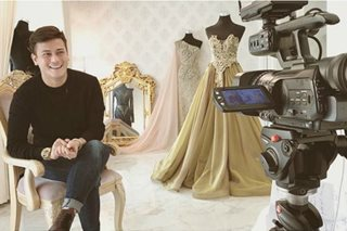 Another Pinoy designer opens shop in Dubai