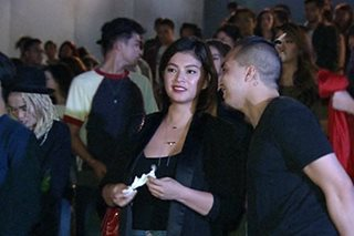 Angel at ex ni Bela, spotted sa red carpet