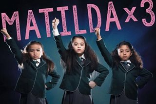 Esang de Torres of 'Voice Kids' gets lead role in 'Matilda' musical