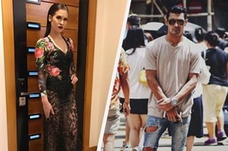 Beauty queen asked: Are you dating Gab Valenciano?
