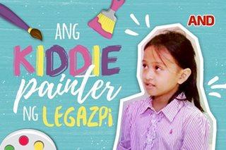 Ang Kiddie Painter ng Legazpi