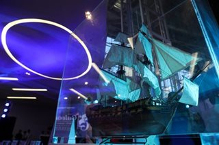 Life-size galleon replica to soon rise in Pasay City