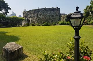 4 relaxing spots to visit in Intramuros