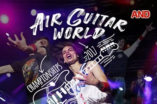 Air Guitar World Championships 2017