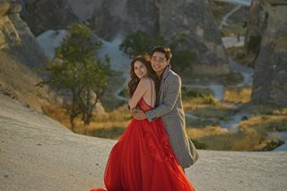 LOOK: Fashion shoot of Elisse, Mccoy in Turkey