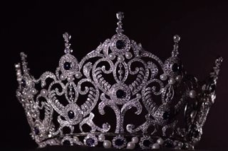 Here's a look at the new Miss World PH crown