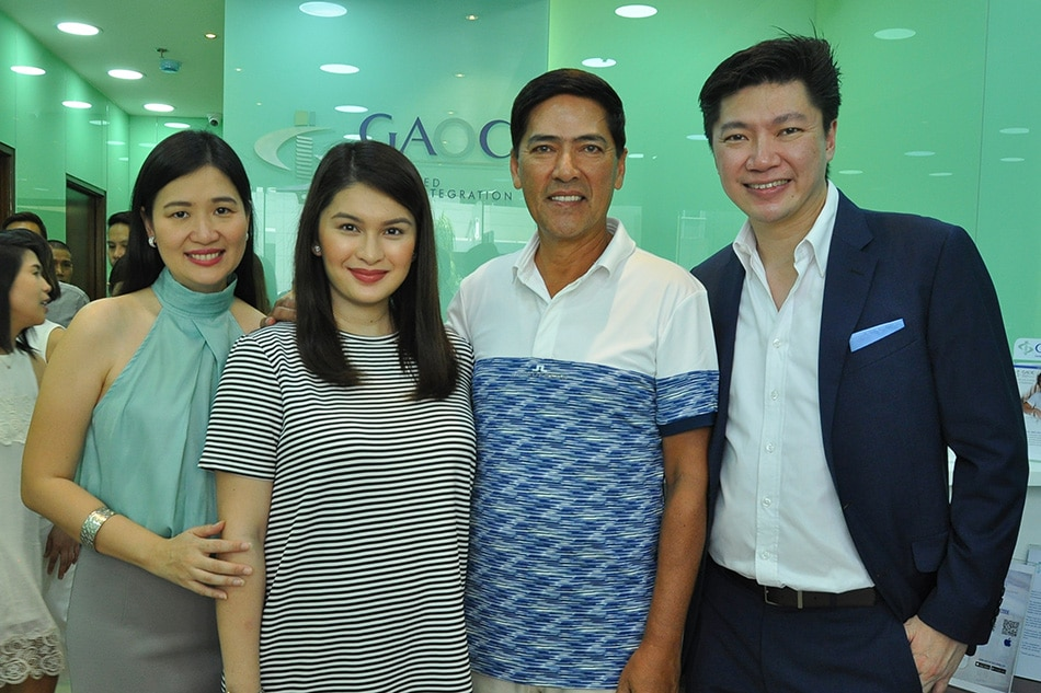 LOOK: Stars grace GAOC's opening in Alabang