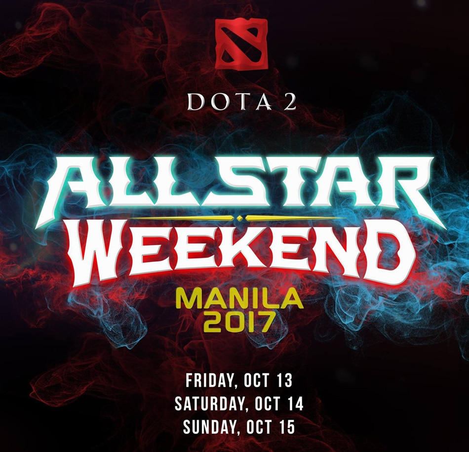 manila to host dota 2 all star weekend abs cbn news