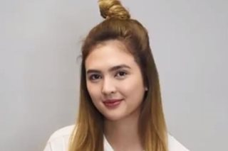 WATCH: One-minute hairstyles by Sofia Andres