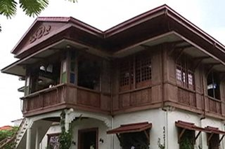 Albay sees ancestral houses as tourist attractions