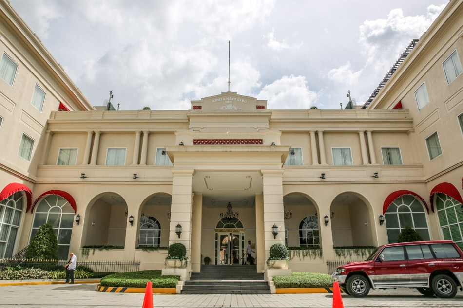 IN PHOTOS: A look inside Rizal Park Hotel