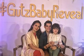It's another boy for Richard Gutierrez, Sarah Lahbati