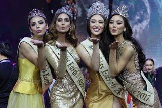 DENR balak dalhin ang Miss Earth sa Boracay reopening