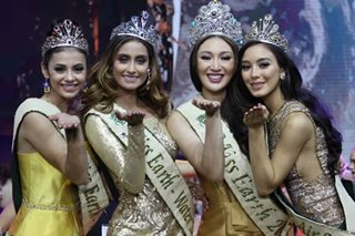 Miss Earth 2017: Australian candidate is half-Pinay