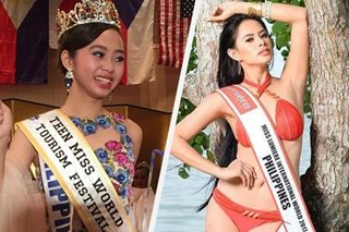 More international pageant victories for PH in 2017