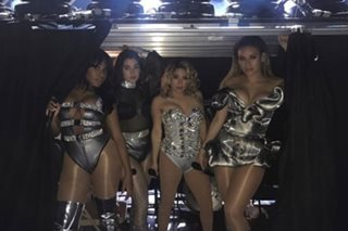 Fifth Harmony coming back to Manila in 2018