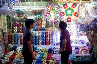 48 days to Christmas: Visit the Parolan bazaar in Cubao